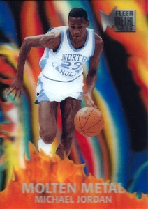 2012-13 Fleer Retro Michael Jordan Cards Soar 11