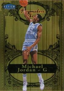 2012-13 Fleer Retro Michael Jordan Cards Soar 12