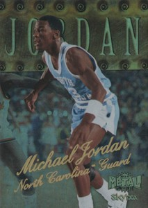 2012-13 Fleer Retro Michael Jordan Cards Soar 14