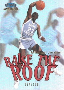 2012-13 Fleer Retro Michael Jordan Cards Soar 15