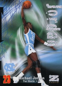 2012-13 Fleer Retro Michael Jordan Cards Soar 20
