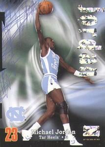 2012-13 Fleer Retro Michael Jordan Cards Soar 21