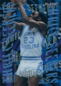 2012-13 Fleer Retro Michael Jordan Cards Soar 17