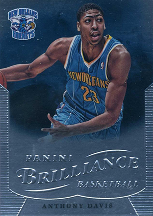 Anthony Davis Rookie Cards Checklist and Gallery 3