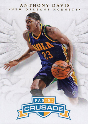 Anthony Davis Rookie Cards Checklist and Gallery 5