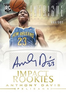 2012-13 Panini Intrigue Basketball Cards 25