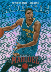 Anthony Davis Rookie Cards Checklist and Gallery 15