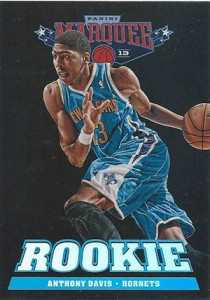 Anthony Davis Rookie Cards Checklist and Gallery 16