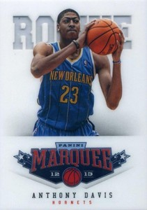Anthony Davis Rookie Cards Checklist and Gallery 19