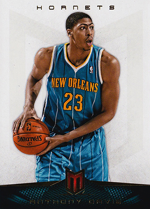 Anthony Davis Rookie Cards Checklist and Gallery 20