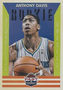 Anthony Davis Rookie Card Checklist and Guide 1