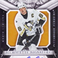 2012-13 Panini Rookie Anthology Hockey Silhouette Guide