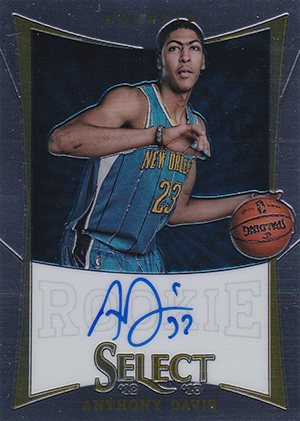 Anthony Davis Rookie Cards Checklist and Gallery 29
