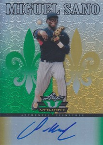 Miguel Sano Baseball Card Highlights 7