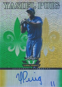 Top Yasiel Puig Baseball Cards Available Right Now 6
