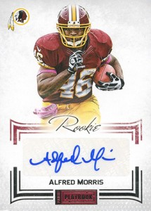 Alfred Morris Rookie Cards Checklist and Guide 11