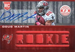 Doug Martin Rookie Cards Checklist and Guide 21