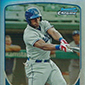 Yasiel Puig Cards and Autographs on the Way from Topps and Panini