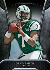 2013 Bowman Sterling Football Cards 21