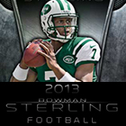 2013 Bowman Sterling Football Cards