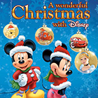 2013 Panini A Magical Christmas with Disney Stickers