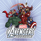 2013 Panini Avengers Assemble Stickers