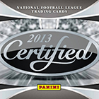2013 Panini Certified Football Cards