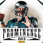 2013 Panini Prominence Football Cards