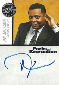 2013 Press Pass Parks and Recreation Autographs Guide 5