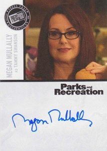 2013 Press Pass Parks and Recreation Autographs Guide 8