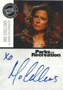 2013 Press Pass Parks and Recreation Autographs Guide 7