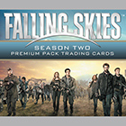 2013 Rittenhouse Falling Skies Season 2 Trading Cards