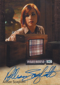 2013 Rittenhouse Warehouse 13 Season 4 Episodes 1 Thru 10 Trading Cards 23
