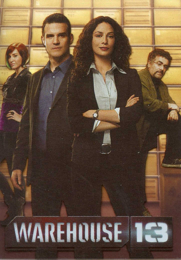 2013 Rittenhouse Warehouse 13 Season 4 Episodes 1 Thru 10 Trading Cards 27