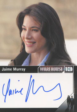 2013 Rittenhouse Warehouse 13 Season 4 Episodes 1 Thru 10 Trading Cards 22