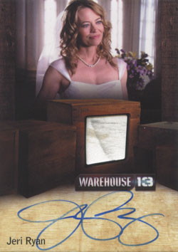 2013 Rittenhouse Warehouse 13 Season 4 Episodes 1 Thru 10 Trading Cards 28