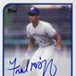 2013 Topps Archives Baseball Fan Favorites Autographs Guide