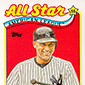 2013 Topps Archives Baseball Retail Chase Inserts Proving Tough, Selling Strong