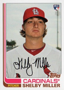 Shelby Miller Rookie Card and Prospect Card Guide 3