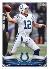 2013 Topps Football Complete Set Hobby Edition 3