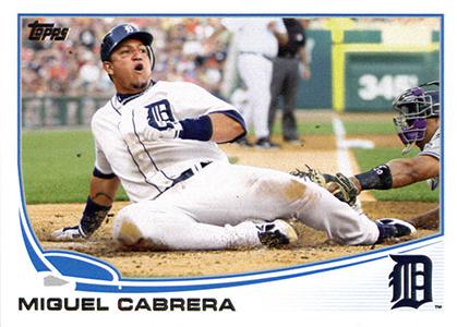 2013 Topps Series 2 Baseball Variation Short Prints Guide 45