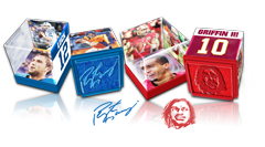 2013 Topps Qubi Football Stampers