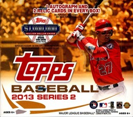 2013 Topps Series 2 Baseball Cards 38