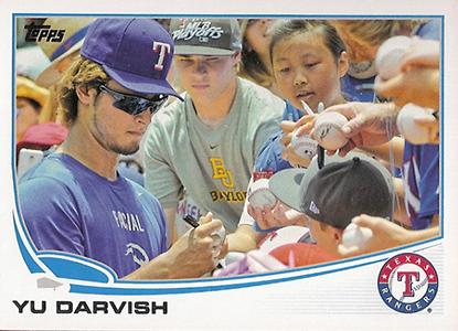 2013 Topps Series 2 Baseball Variation Short Prints Guide 9