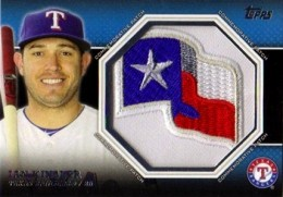 2013 Topps Series 2 Baseball Retail Patch Cards Guide 12