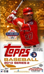 2013 Topps Series 2 Baseball Cards 34