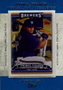 2013 Topps Series 2 Baseball Retail Patch Cards Guide 46