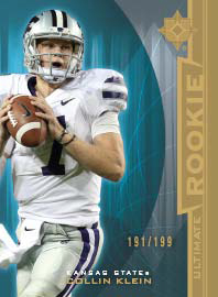 2013 Upper Deck Ultimate Collection Football Cards 25