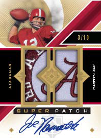 2013 Upper Deck Ultimate Collection Football Cards 28