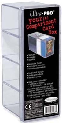 Ultra Pro Storage Boxes 30